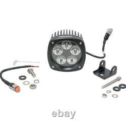 Construction Equipment, Ag Equipment Compact LED Spot Light 6900 Lumens Bright