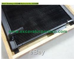 Core As- Oil Cooler Fits Cat E320b E320bl, 320b 320bl 118-9954 1189954
