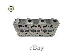 Cylinder Head With Valve For Kubota, Bobcat, 16030-03044, D1105
