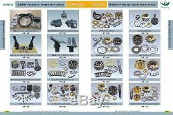 Disc Driving, Shaft Fits Hitachi Ex200-2 Hpv091 Hpvo91 Hydraulic Pump 1015178