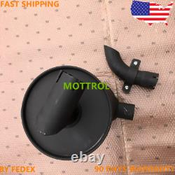EX120-1 EX150-1 MUFFLER FITS HITACHI EX120-2 EX120-3,4649870 4191187, to Alaska