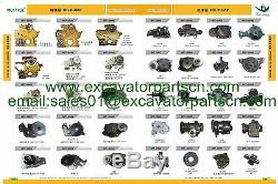 Ec360b Ec460b Muffler As Fits For Volvo Excavator D12d Voe14541655 14541655