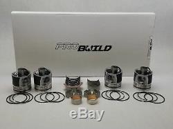 Engine Overhaul Rebuild Kit Fits Case Cummins 4bta3.9 580l 590 90xt 9010b 9020b