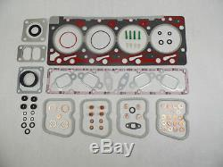 Engine Overhaul Rebuild Kit Fits Case Cummins 4bta3.9 9020 9010b 6590 5120 5150