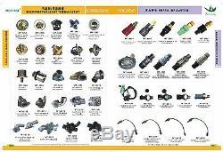 Fits Kobelco Sk70 Sk75ur Solenoid, New, Fast Shipping, In Stock