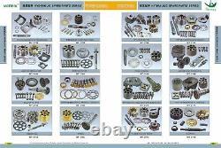 Hpv091 Rotor, Piston, Shaft Center, Valve Plate, Seal Pump Kit Ex200-2 Ex220-2 790e