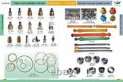 Hpv160 Pump Seal Kit Fit Komatsu Excavator Pc300-3 Pc300-5, New Free Shipping