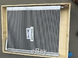 Hydraulic Oil Cooler FITS for Kobelco SK120-5 Excavator