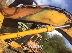 JCB JS130 Digger Excavator 2006 Dismantling For Parts! Boom Lift Ram Only