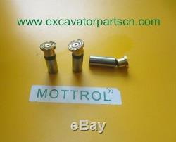 K3V112DT pump parts, cylinder block, valve plate l, set plate, shoe plate, piston