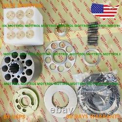 K3v112bdt Pumpcyl Block, Piston, Set, Shoe, Valve Plate, Spring, Seal Sk200-5