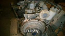 Kubota V1903 Diesel Engine USED PARTS ONLY, DOES NOT TURN 360 1/2 WAY