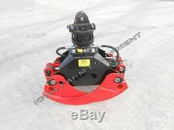Log Grapple & Rotator, ICM 53 Universal Bypass Log Grapple, Stone, Scrap, Pipe