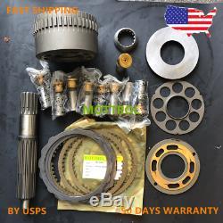 M2x146 Swing Motor Parts Fits E345b Ex200-5 220-5 Kobelco Sk230-6, Volvo Ec240b