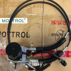 MOTOR AS-GOVERNOR 4I-5496 4I5496 fits Caterpillar CAT E312 312 Cable LENGTH1.65M