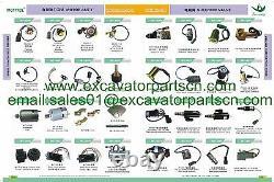 Monitor 7834-71-6002 7834-71-6001 For Komatsu Excavator PC100-6 PC200-6 6D102