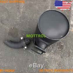 Muffler Silencer 6136-11-5521 for Komatsu PC200-1 PC200-2 PC200LC-2 Engine 6D105