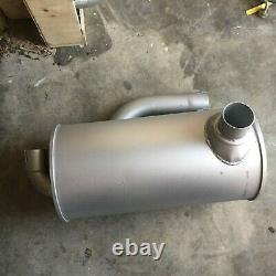 Muffler Silencer YW12P00002F1 for Kobelco SK100-1 SK100-3 SK100 MARK III SK100