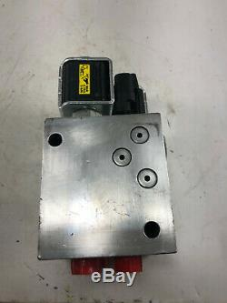 New JRB Hydraulic Solenoid Control Valve C33274-24 Free Shipping