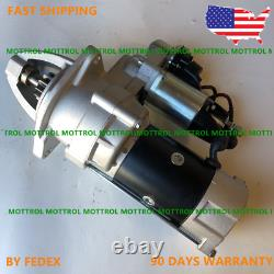 New Starter Motor 0-23000-1031 1-81100-189-0 For ISUZU 6BD1 6BB1 6BG1 Engine