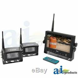 ON SALE CabCAM Wireless Video System (Includes 7 Monitor and 2 Cameras) WL56M2C