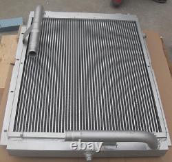 Oil Cooler Fit Doosan Solar 225 Solar 220. S0olar 220-v Solar 220,2202-9061a-02
