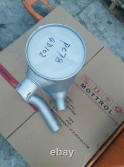 Pc78 4d95 Muffler As Fits Komatsu Excavator, New, Free Shipping