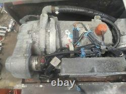 Proheat X45 12V Auxiliary heater for Trucks