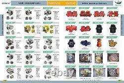 RB238-61720 Pilot Valve Assembly fits for Kubota U17 U17 KX41-3 KX41-3