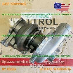 RHC7 114400-3900 Turbocharger FITS HITACHI ZAX330 ZAX350 ZAX370 ZAXIS330 6HK1