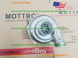Rhc7 114400-2100 Turbocharger Fits For Hitachi Ex200-1 Ex200lc Isuzu 6bd1 Engine