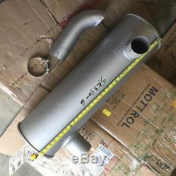SK330-6E SK350-6E MUFFLER AS WITH CLAMP fits for KOBELCO 6D16 LC12P00006P1