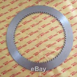 STEERING CLUTCH HALF SET for KOMATSU D31(-17-18-20), D37 (-1,-2,-5)