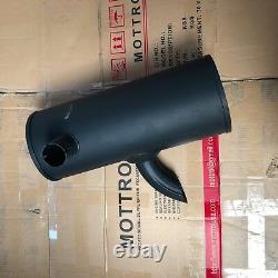 Sa1114-30051 Muffler As Fits For Volvo Ec55 Ec55b, Yanmar 4tnv Engine