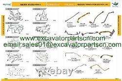Sa 1114-00625 Ec330c Ec360c Ec460c Ec460chr Muffler As Fits Volvo D12d Engine