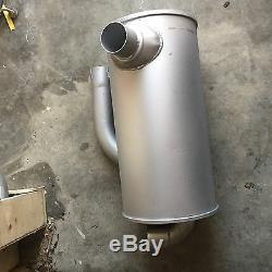 Sk100-3 Sk100 Mark III Muffler As Fits For Kobelco Excavator 2427u1322