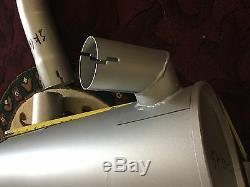 Sk100-5 Sk100 Mark V Muffler As Fits For Kobelco Excavator, New, Freeshipping