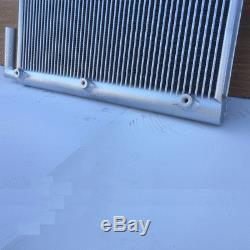 Sk60 Sk60-3 Sk60 Mark IV Core Oil Cooler Hydarulic Fits Kobelco Excavator