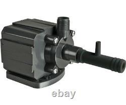 Supreme 40129 Hydroponics Water Pump 950 gph -model 9.5-aquarium-pond-withventuri