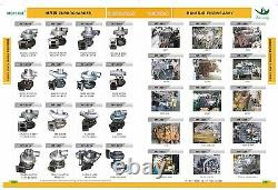 TE06H-16M 49185-01030 ME440895 Turbo for 6D34 SK200-6, by fedex 2nd air