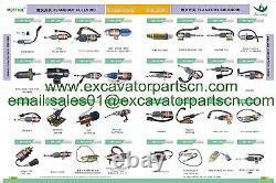 VOE14556290 bucket pin fits volvo ec55b d