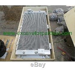 Voe14514357 Oil Cooler Fits For Volvo Excavator Ec240bl Ec240b D7d Engine