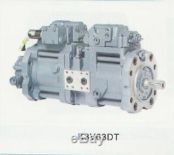 Voe 14531858 Pump Assy Fits Volvo Ec140b Ec140blc K3v63dt 9c