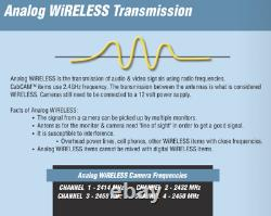 WL56M2C ANALOG Wireless CabCAM Camera System Tractor Forage Harvester Combine