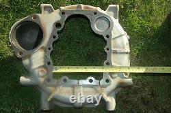 Yanmar Diesel Engine 4tnv86 Tk486 Bellhousing Oem
