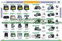 Ym10v01002f4 Regulator Fits Kobelco Kobelco Sk135sr Sk140-8 Sk140sr-3 K7v63dtp